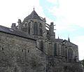 Redon (35) Abbatiale Saint-Sauveur Extérieur 09.JPG