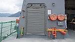 Refueling hose reels hatch of JS Fuyuzuki(DD-118) at JMSDF Maizuru Naval Base July 29, 2017 02.jpg