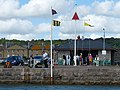 Regatta timing point, Beaumaris - geograph.org.uk - 1457554.jpg