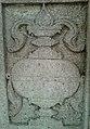 Reliefs on pillars of Brahma Temple at Chebrolu 01.jpg