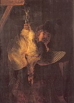 Rembrandt - Self portrait with bittern.jpg