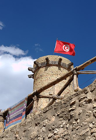 Medina of Sousse, Tunisia - Image: Remparts de la médina de Sousse, 23 septembre 2013 (33)