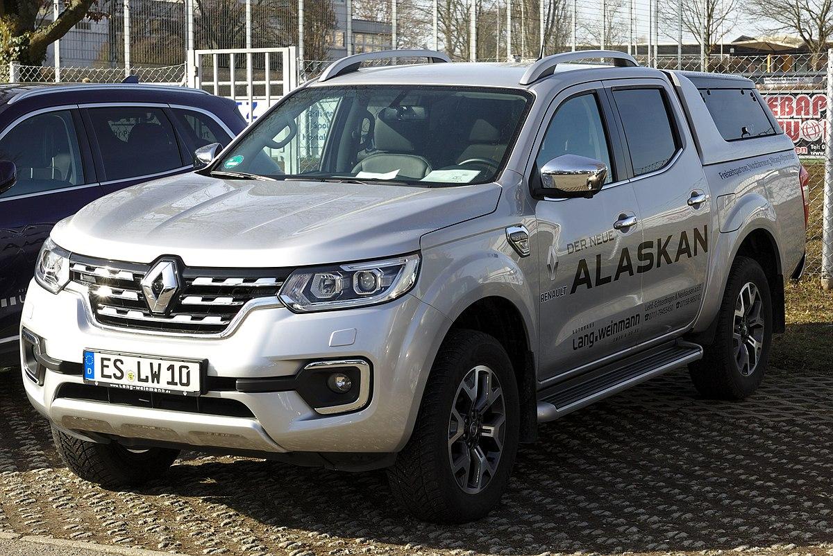 Renault Alaskan – Wikipédia, a enciclopédia livre