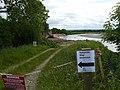 Repairing the river Speys bank on the speyside way - geograph.org.uk - 1050547.jpg