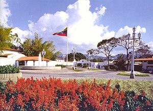 President of Venezuela - Image: Residencia presidencial la casona