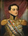 Retrato de D. Miguel I - Johann Nepomuk Ender (digitally restored).png