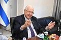 Reuven Rivlin convenes the leaders of the public in Acre, Israel, May 2021 (GPOMN1 8169).jpg