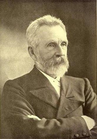 George Brown (missionary) - Rev George Brown circa 1908