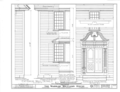 Reverend Warham Williams House, Northford, New Haven County, CT HABS CONN,5-NORF,2- (sheet 11 of 19).png
