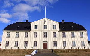 Menntaskólinn í Reykjavík - The Menntaskóli in Reykjavik.