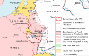 Map Of Germany France And Belgium.Remilitarization Of The Rhineland Wikipedia