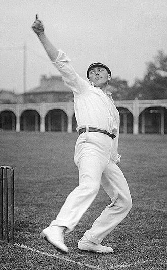 Australian cricket team in England in 1902 - Wilfred Rhodes