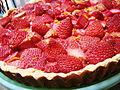 Rhubarbed Strawberry Daiquiri Vegan Tart Plated (4925591984).jpg