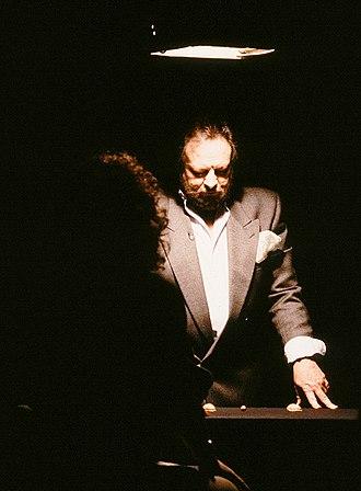 The Secret Cabaret - Ricky Jay performing