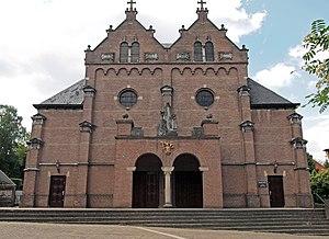 Ubbergen - Church in Beek