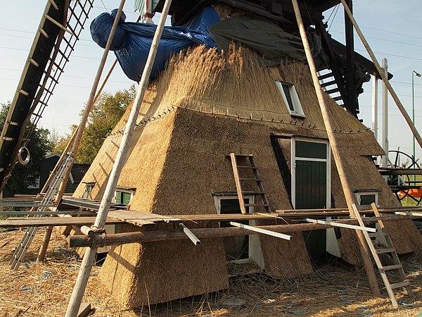Rijksmonument 10625 Kortrijkse Molen Breukelen 2.JPG