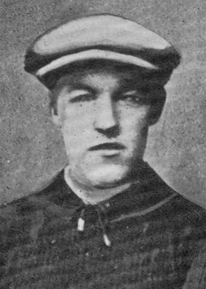 Willis Rippon - Rippon while with Bristol City in 1910.