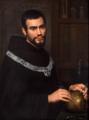 Ritratto di giovane monaco con compasso e strumenti chirurgici - Cagnacci.png
