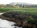 River Stour at the weir near Hammoon - geograph.org.uk - 77714.jpg