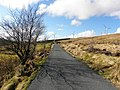 Road at Cark - geograph.org.uk - 1771387.jpg
