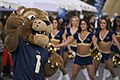 Roary and the FIU Dazzlers.jpg