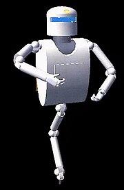 Robonaut concept