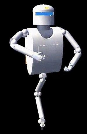 Robonaut - Robonaut 1996 concept