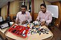 Robot Building Session - Workshop for Organising World Robot Olympiad - NCSM - Kolkata 2016-06-16 4645.JPG