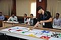 Robot Testing Session - Workshop on Organising Indian and World Robot Olympiad - NCSM - Kolkata 2016-03-07 2248.JPG
