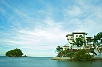 Western Visayas - Image: Roca Encantada House Buenavista, Guimaras