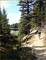 Rocky Mount N.P., Lake Irene 8-28-12 (8087110517).jpg