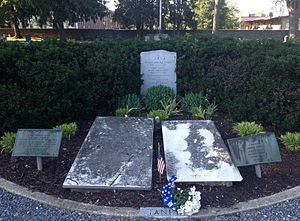 Roger B. Taney - Taney's grave in Frederick, Maryland