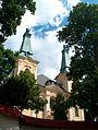 Rokitno, kościół par. p.w. Matki Boskiej Królowej Polski 04.JPG