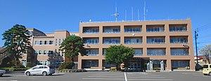 Rokkasho, Aomori - Rokkasho village hall