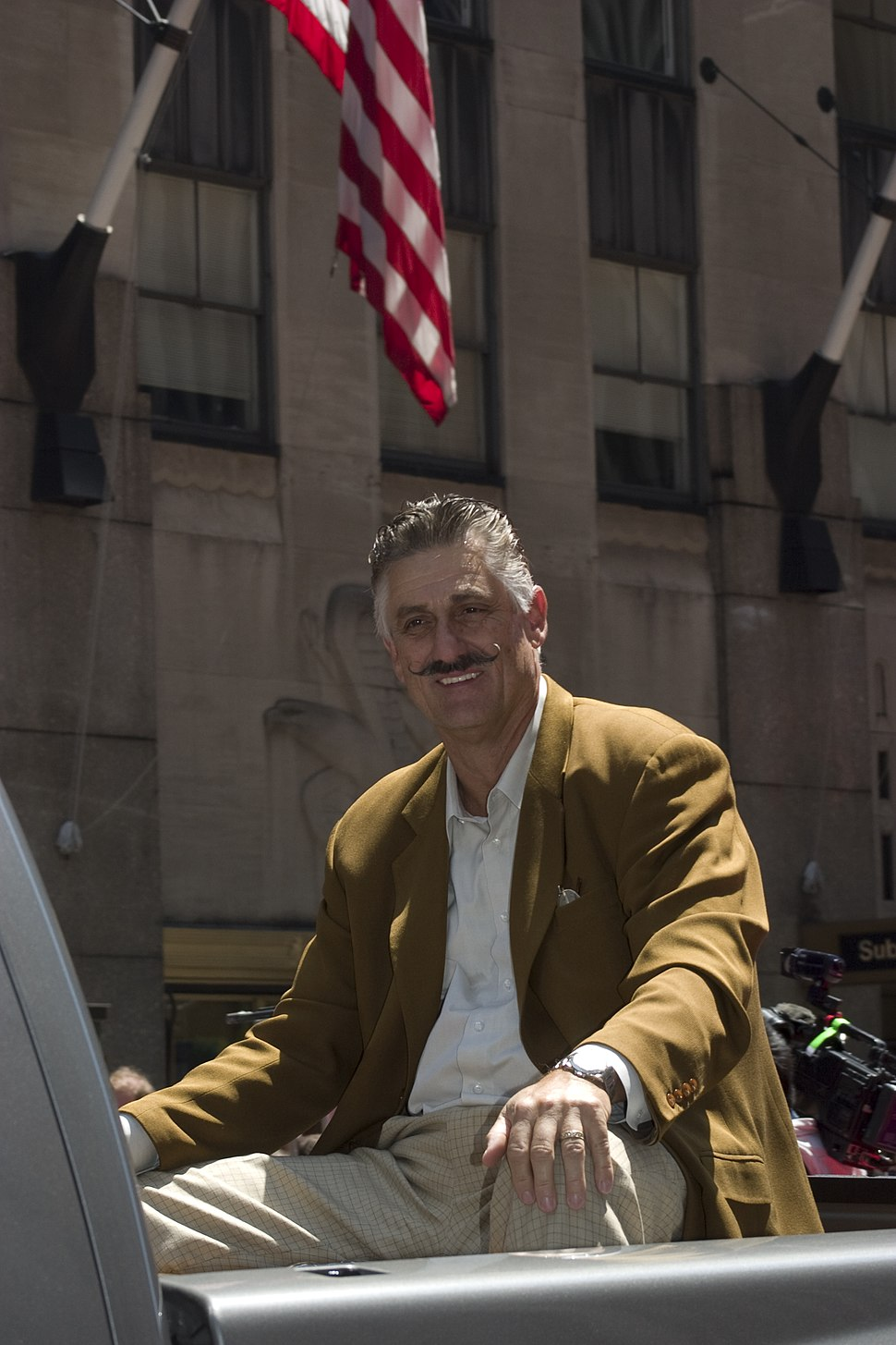 Rollie Fingers All Star Parade 2008