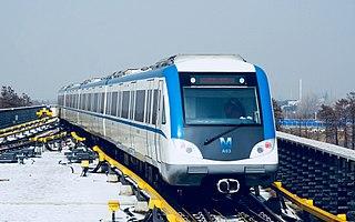 Line 1 (Wuhan Metro) line of Wuhan Metro