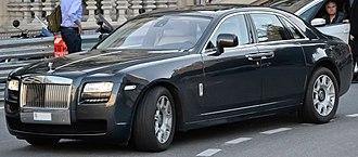 Rolls-Royce Motor Cars - Rolls-Royce Ghost
