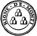 Rome rione I monti logo.png