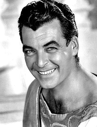 """Gilligan's Island (season 3) - Rory Calhoun played the role of Jonathan Kincaid in the episode """"The Hunter""""."""