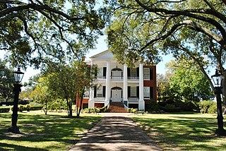 Rosalie Mansion historic mansion and museum in Natchez, Mississippi, USA