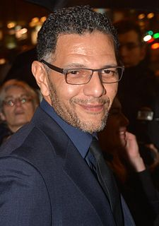 Roschdy Zem French Moroccan actor and film director