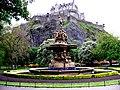 Ross Fountain and Edinburgh Castle 2.jpg