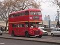 Routemaster on Victoria Embankment - geograph.org.uk - 2218750.jpg