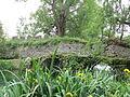 Rovine e natura nei giardini di Ninfa.JPG