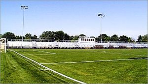 Roy Rike Field - Image: Roy Rike Field