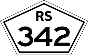 BR-377 - Image: Rs 342 shield