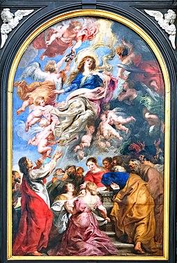Rubens, Mariä Himmelfahrt (Antwerpen)