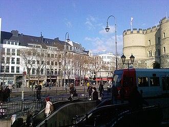 Cologne Ring - Rudolfplatz, 2010