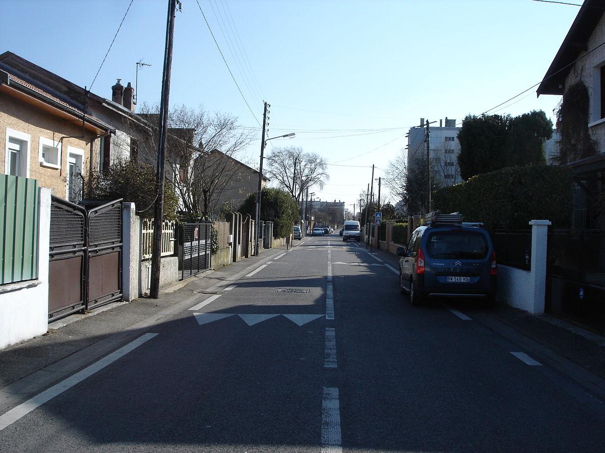 Saint jean villeurbanne wikip dia for Garage rue des bienvenus villeurbanne