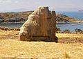 Ruinas arqueológicas de la Isla del Sol - L-00-29 ...JPG